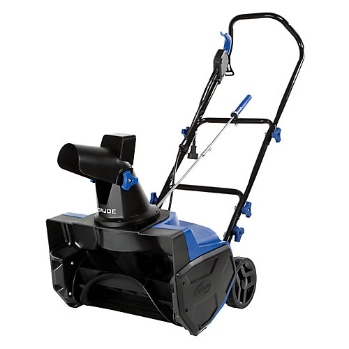 Electric Single Stage Snow Thrower 18-inch · 12 Amp Motor