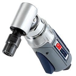 Campbell Hausfeld GSD Angle Die Grinder, Composite w/ Flow Adjustment & Comfort Group