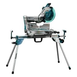 MAKITA 12-inch Mitre Saw with Laser and Stand