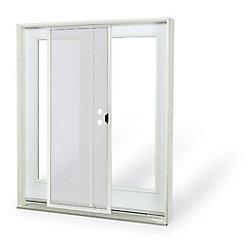 JELD-WEN Windows & Doors 6 ft. French Door, 1 lite door glass, Low E argon, RH, inswing 7 1/4 East - ENERGY STAR®