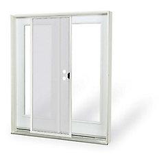 6 ft. French Door, 1 lite door glass, Low E argon, RH, inswing 7 1/4 East