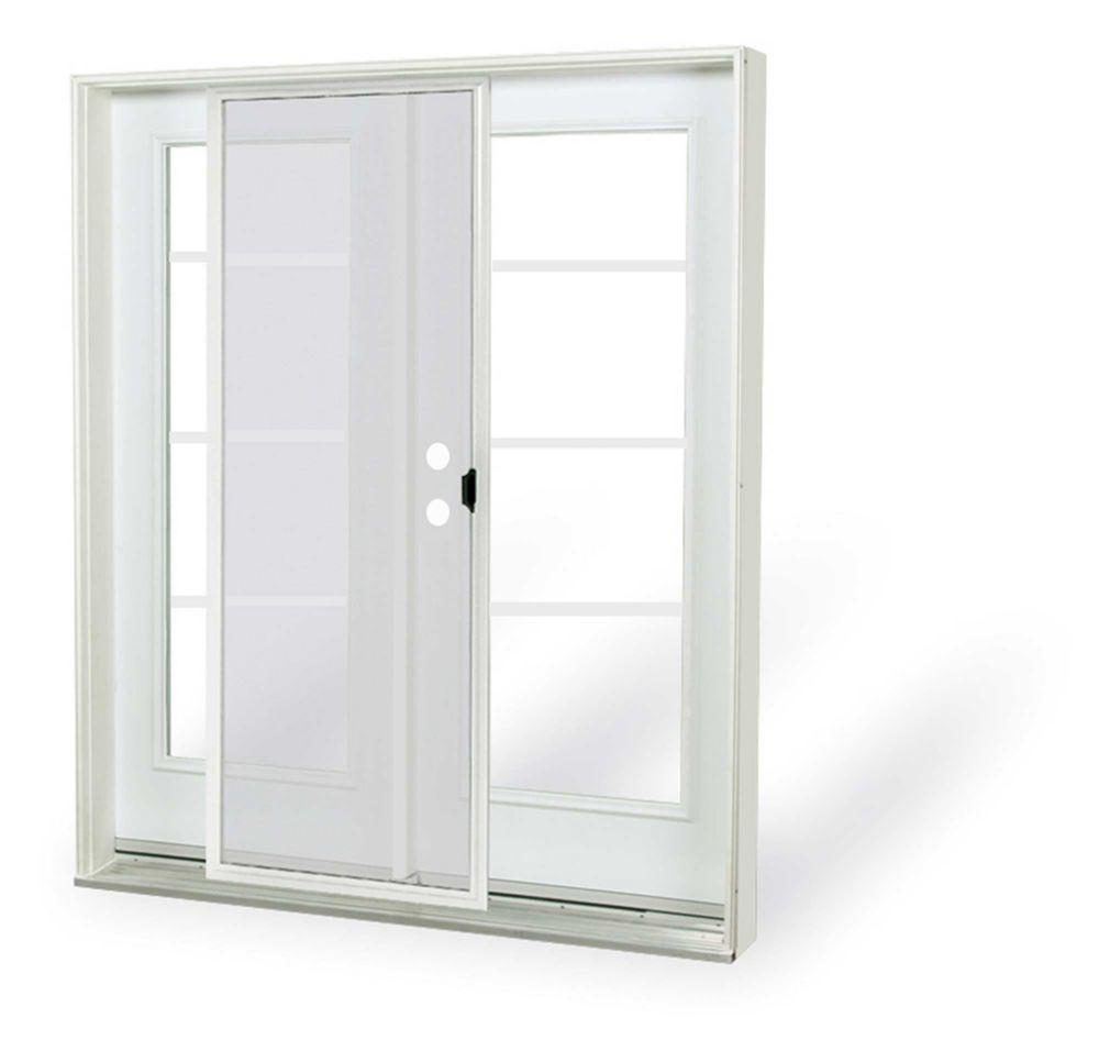 6 ft. French Door, 4 lite door glass, Low E argon, RH, inswing 7 1/4 East - ENERGY STAR®