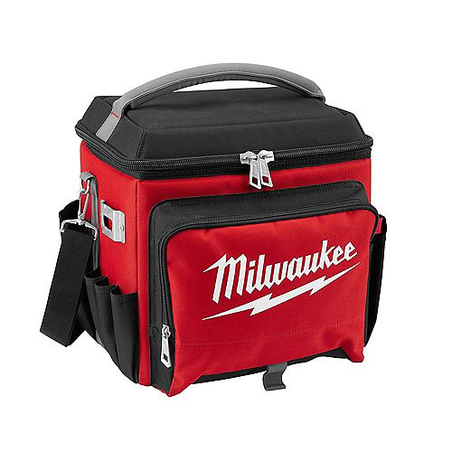21-Quartz Soft-Sided Jobsite Lunch Cooler