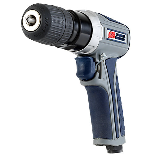 GSD Keyless Reversible Air Drill, Composite Body with Comfort Grip