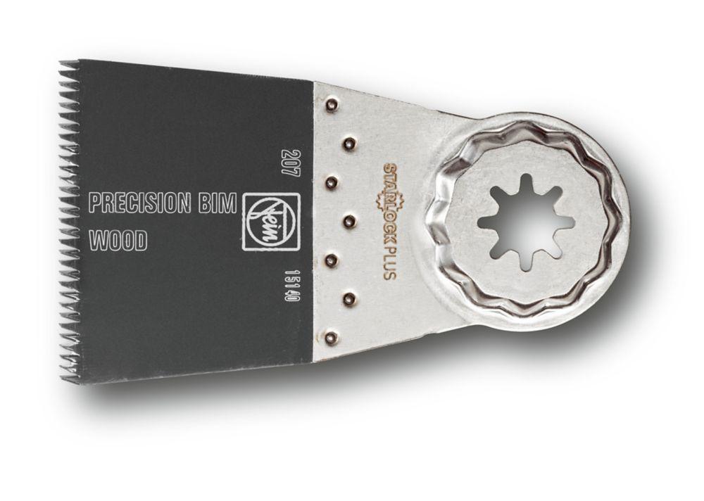 FEIN Starlock Plus E-Cut saw blade Precision BIM 2-3/16 inch x2 inch 1-PACK