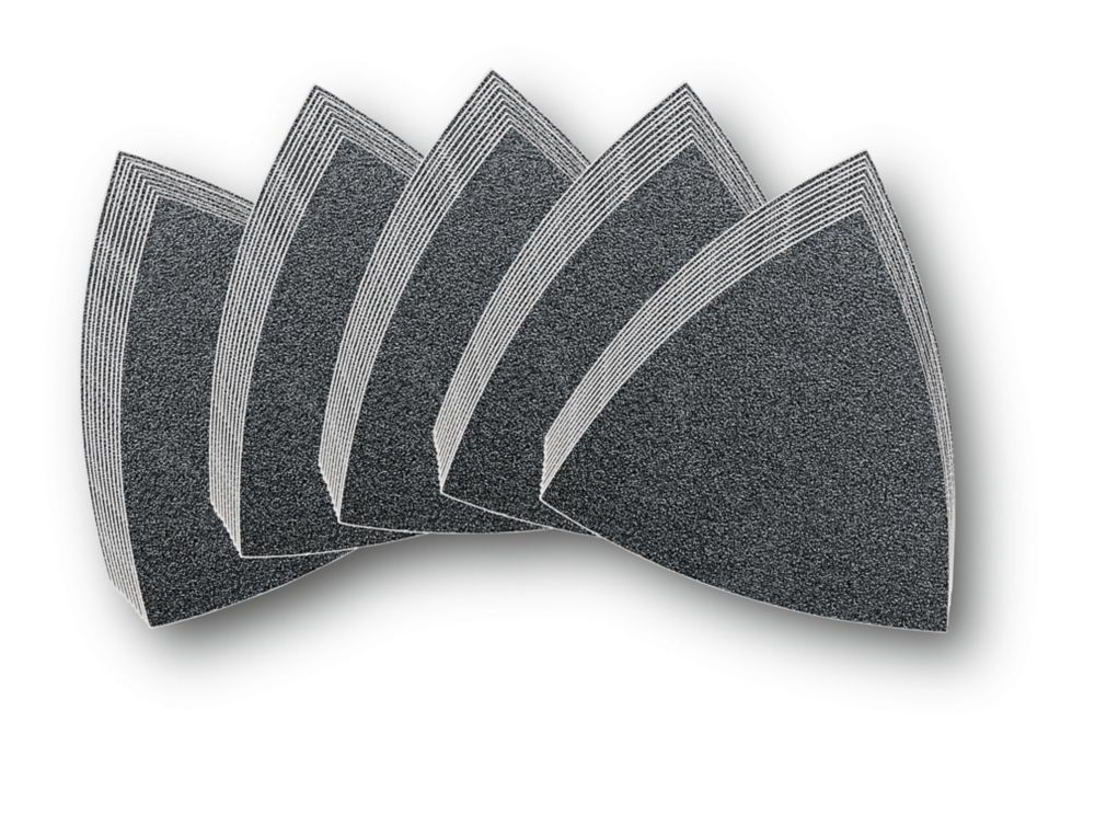 Fein Triangular Velcro Sandpaper Assorted 50 Pack The