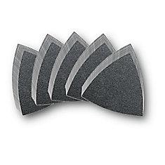 Triangular Velcro Sandpaper Assorted 50-Pack
