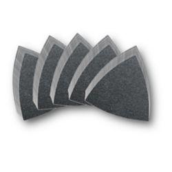 FEIN Feuilles abrasives triangulaires assorties PQ-50