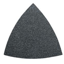 FEIN Triangular Velcro Sandpaper - alu oxide 60 grit - (50-Pack)