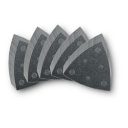 FEIN Feuilles abrasives perforées assorties oxyde aluminium PQ-50