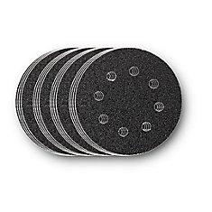 Sanding Sheet Set 4-1/2 inch - 16-Pack (4 ea. grits 60/80/120/180)