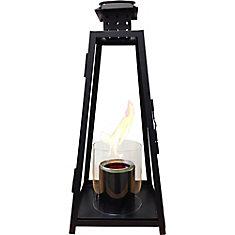 Large Garden Lantern - Black