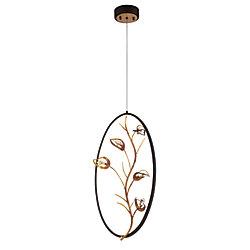 Eurofase Peralta Collection, 1-Light LED Bronze Pendant