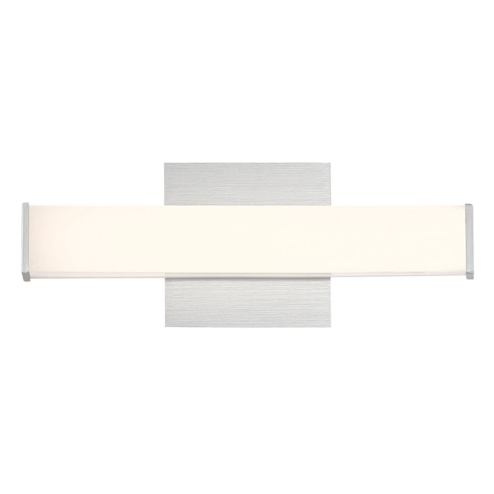 Eurofase Kelvin Collection, Small LED Aluminum Wall Sconce