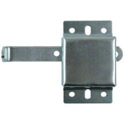 Ideal Security Loquet à glissoir pour portes de garage