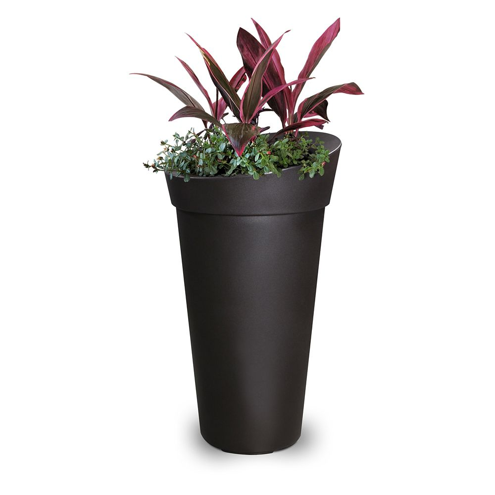 Mayne Creston Planter - Espresso
