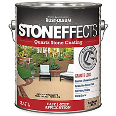 Quartz Stone Coating Arizona Sands 3.47L