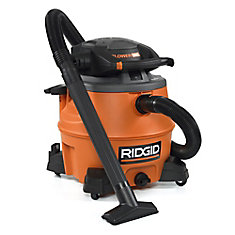 53 Litre (14 Gal.) 6.0 Peak HP Wet Dry Vacuum with Detachable Blower and Dust Bags