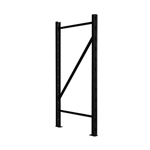Support vertical pour étagère métallique Husky - 36 po x 18 po