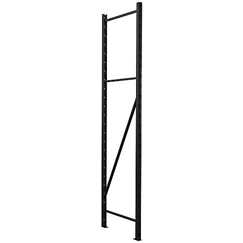Support vertical pour étagère métallique Husky - 72 po x 18 po