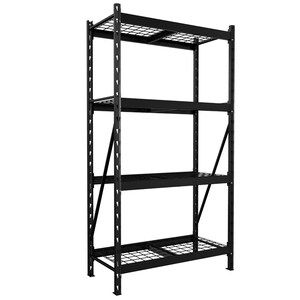 Husky 4-Shelf Metal Storage Rack Starter Kit 5106