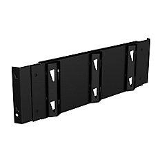 Metal Storage Rack 18 inch Hook Plate