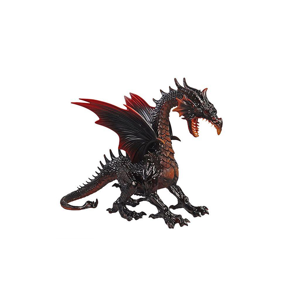 Home Accents Halloween Dragon décoratif d'Halloween aux yeux illuminés à DEL, 19 po