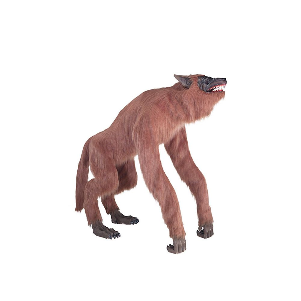 Home Accents Halloween Animated Fur Werewolf