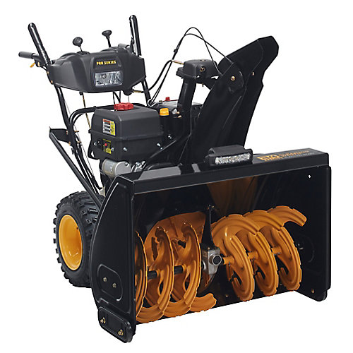 34-inch 420cc Two-Stage Snowblower
