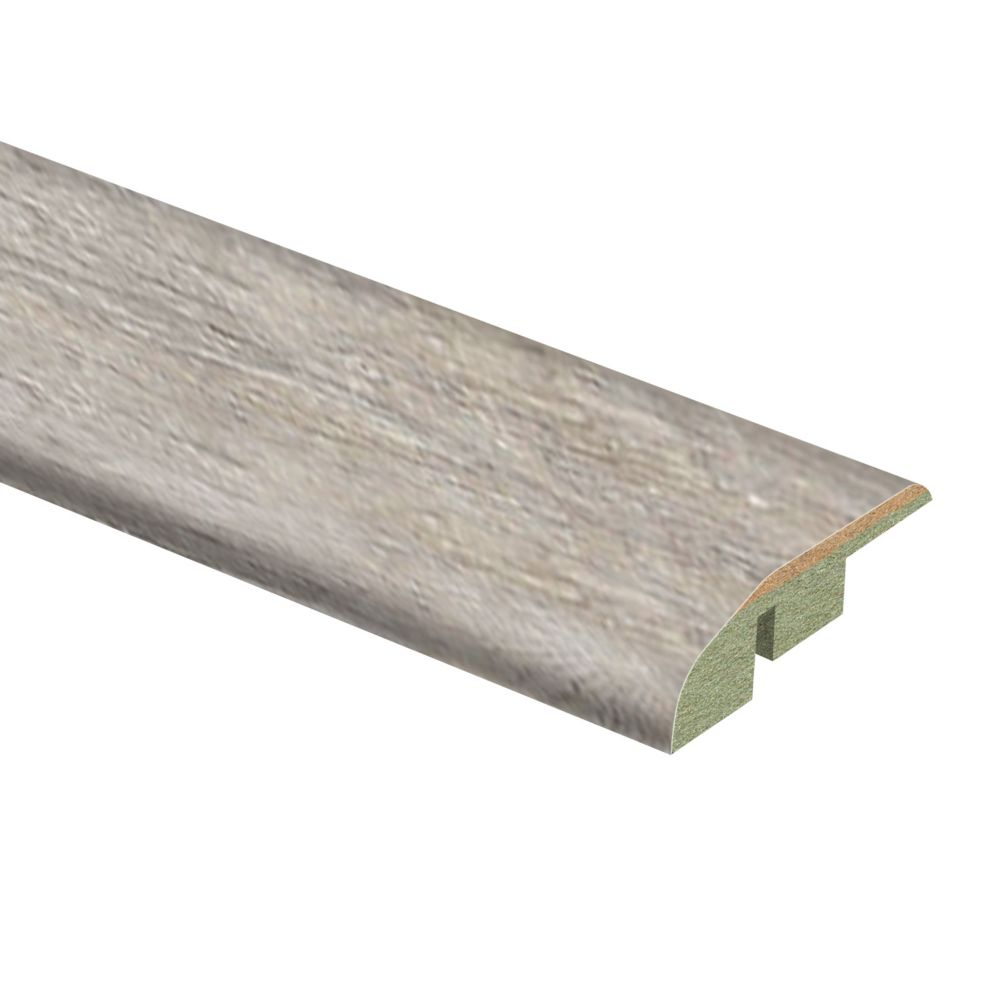 Folkstone Oak 1/2-inch Thick x 1 3/4-inch Wide x 72-inch Length Laminate Reducer Molding