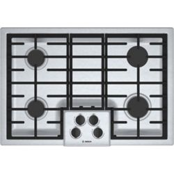 Bosch 500 Series - 30 inch Gas Cooktop