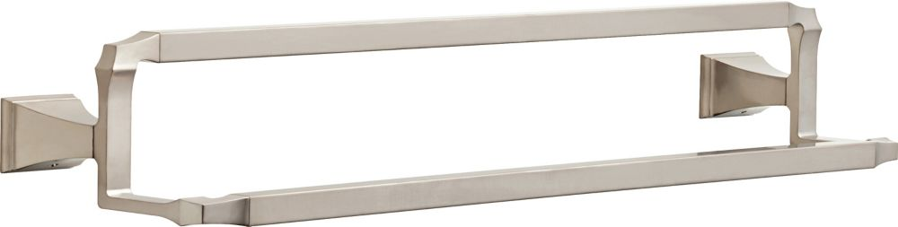 Delta Dryden Double Towel Bar Stainless Steel The Home