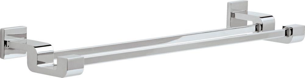Delta Ara 24 inch  Double Towel Bar, Chrome