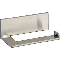 Vero Toilet Tissue Holder, Stainless Steel