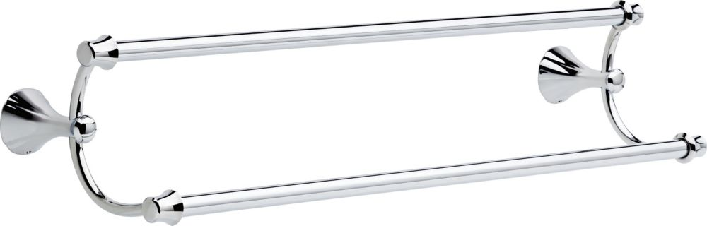 Delta Addison 24 inch  Double Towel Bar, Chrome
