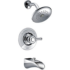 Dawson Monitor 14 Series Tub and Shower, Chrome