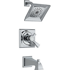Monitor 17 Series Tub and Shower Trim, Chrome