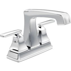Delta Ashlyn Two Handle Centerset Lavatory Faucet, Chrome