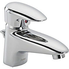 Spree Single Handle Lavatory Faucet, Chrome