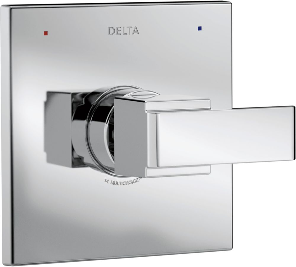 Delta Ara Monitor 14 Series Valve Only Trim, Chrome