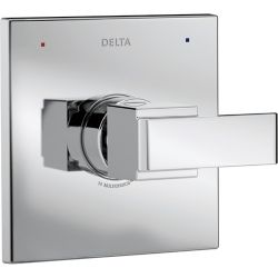Delta Ara Monitor 14 Series Valve Only Trim, Chrome