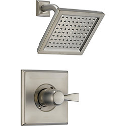 Dryden Monitor 14 Series Shower Trim, Stainless Steel