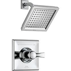 Dryden Monitor 14 Series Shower Trim, Chrome