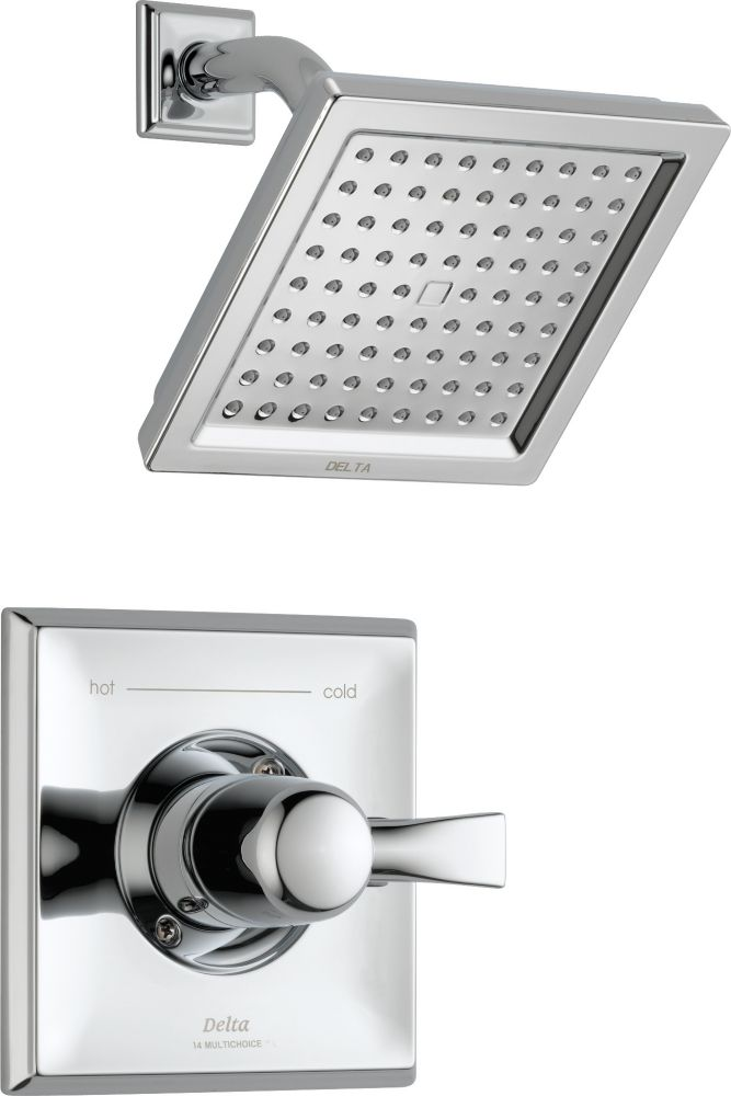 Delta Dryden Monitor 14 Series Shower Trim, Chrome
