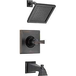Dryden Monitor 14 Series Tub and Shower Trim, Venetian Bronze