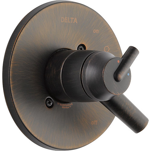 Trinsic 17 Series MultiChoice Valve Trim, Venetian Bronze