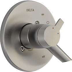 Delta Compel 17 Series MultiChoice Valve Trim, Stainless Steel