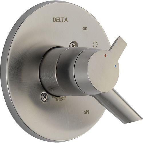 Delta Compel 17 Series MultiChoice Valve Trim, Stainless Steel (Valve Sold Separately)