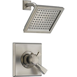 Dryden Monitor 17 Series Shower Trim, Stainless Steel
