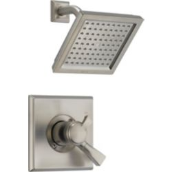 Delta Dryden Monitor 17 Series Shower Trim, Stainless Steel (Valve Sold Separately)